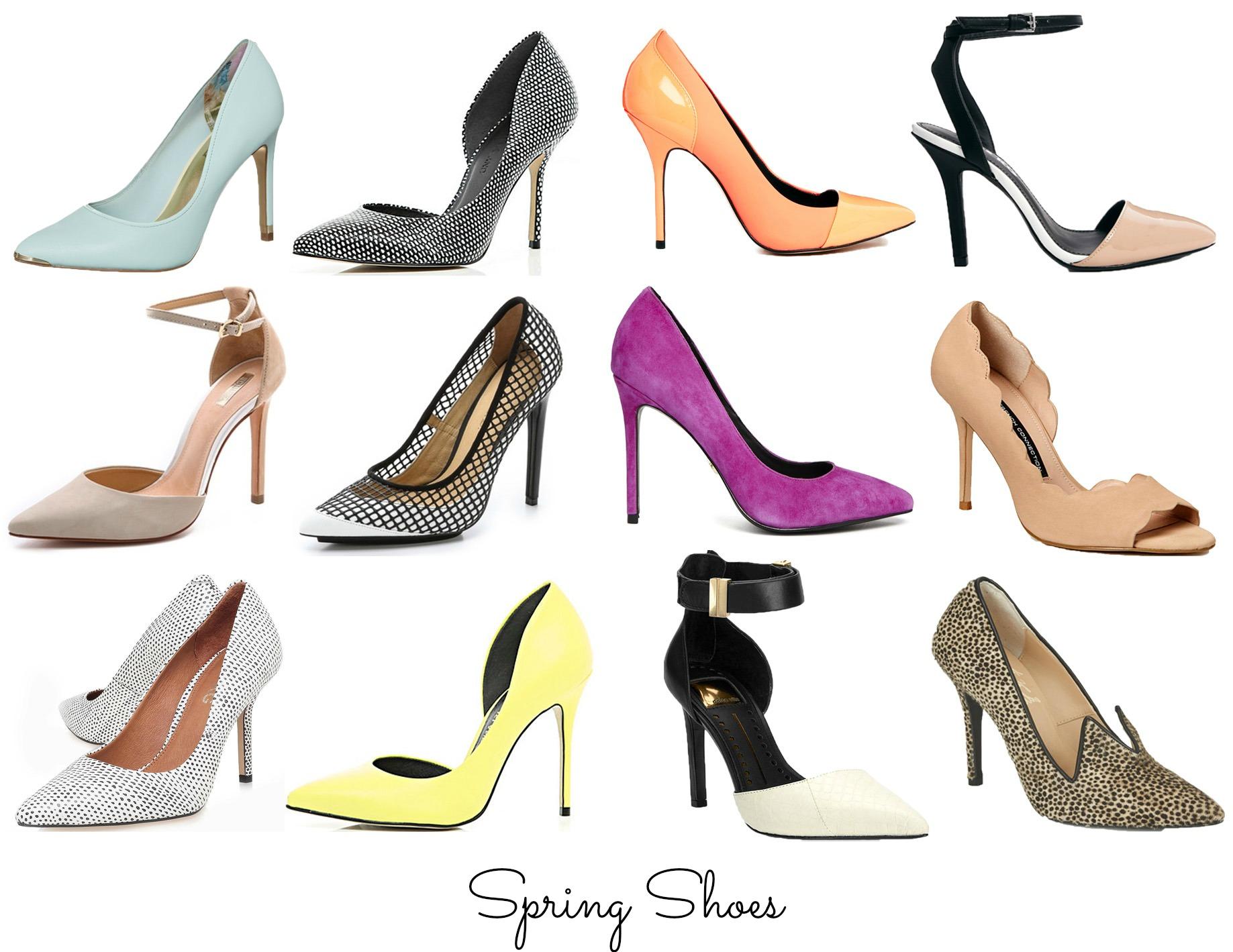 Mintunvihreät kengät kiikkuvat ihan kärkipäässä tulevan kesän  ostoslistallani. Olen nyt muutenkin perso väreille 694a5559d0