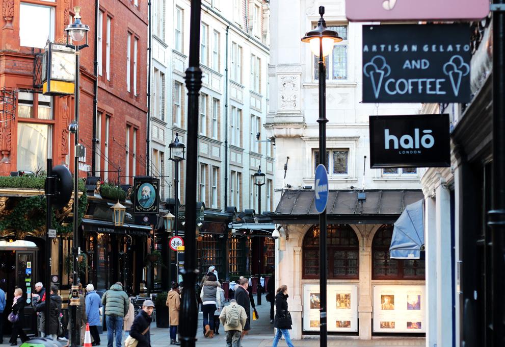 london christmas 22