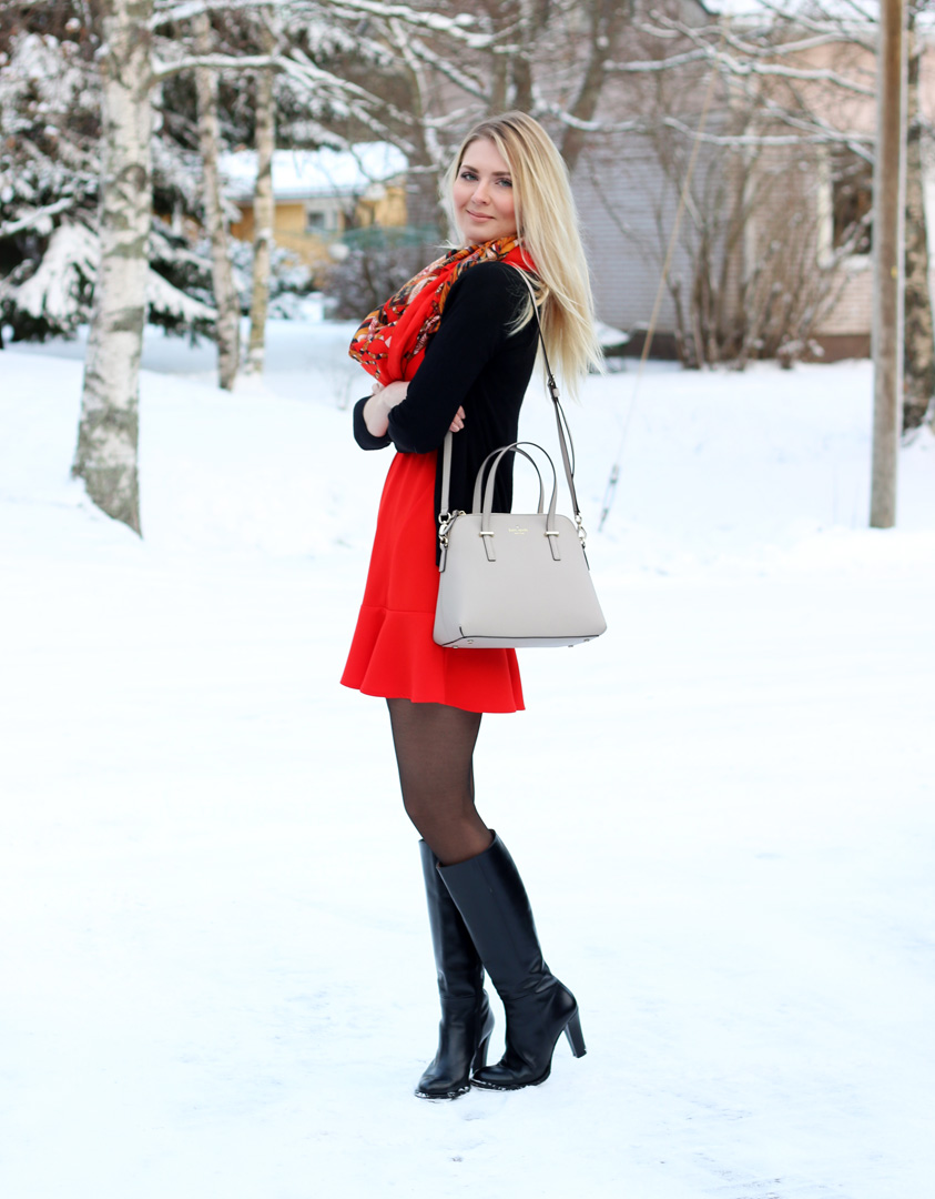 red dress 24