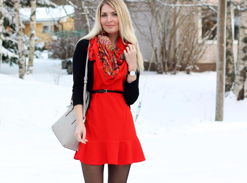 red dress 35