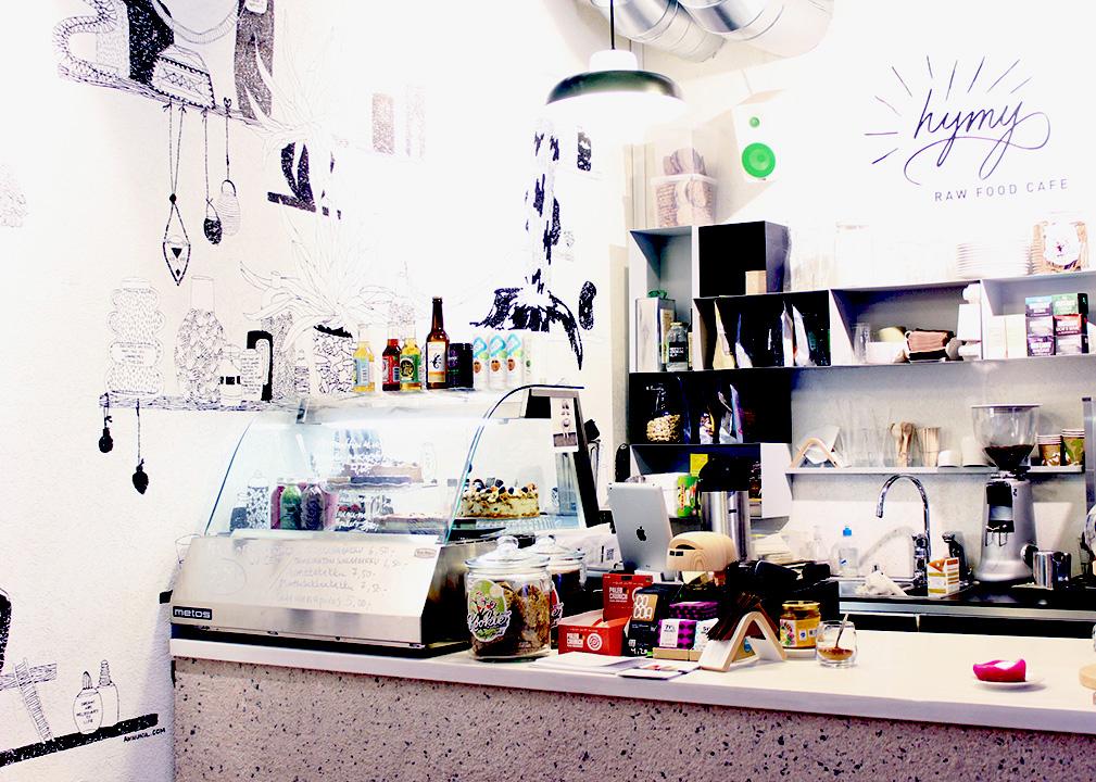 hymy raw food cafe