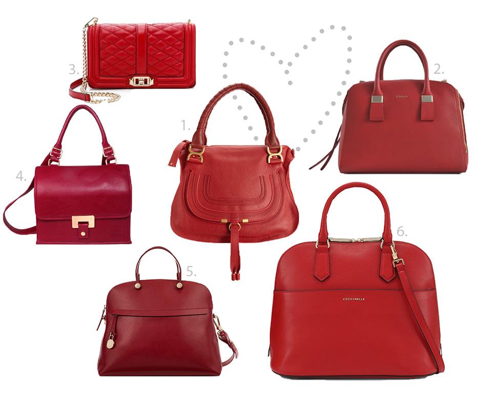 Punainen Chanel Laukku : N?en punaista secret wardrobe