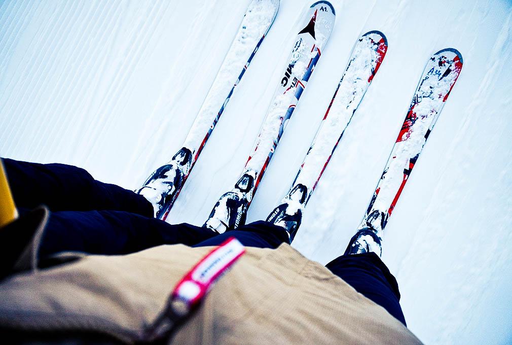 salla ski resort 18