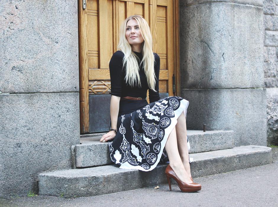 ethnic skirt 14