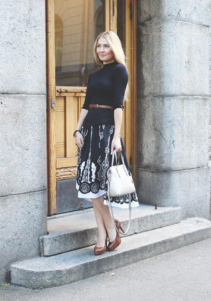 ethnic skirt 5