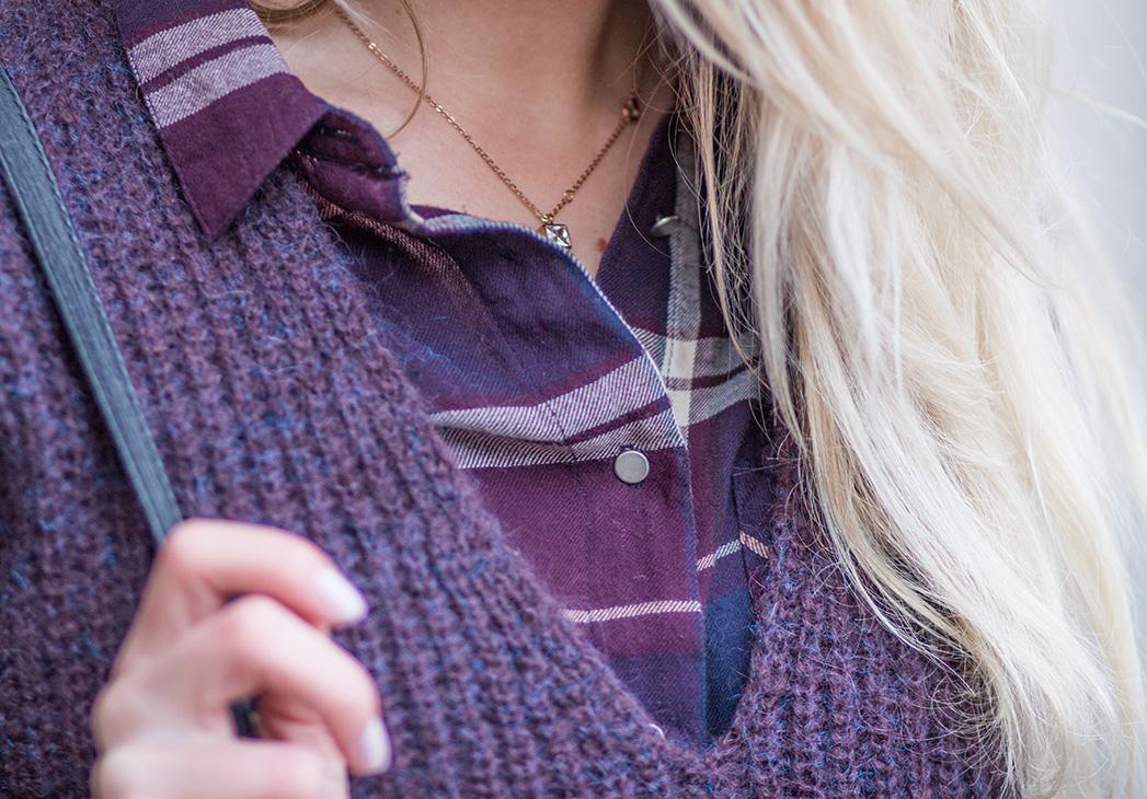 violetti neule 3