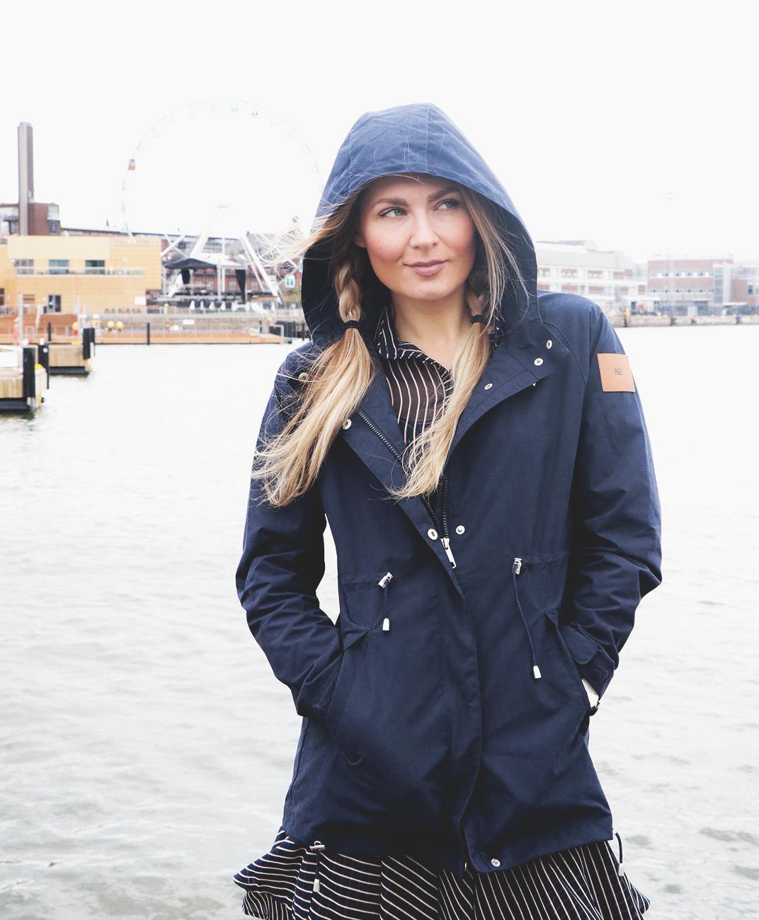 ostokset virallinen sivusto uusi kokoelma Makia takki   Secret Wardrobe