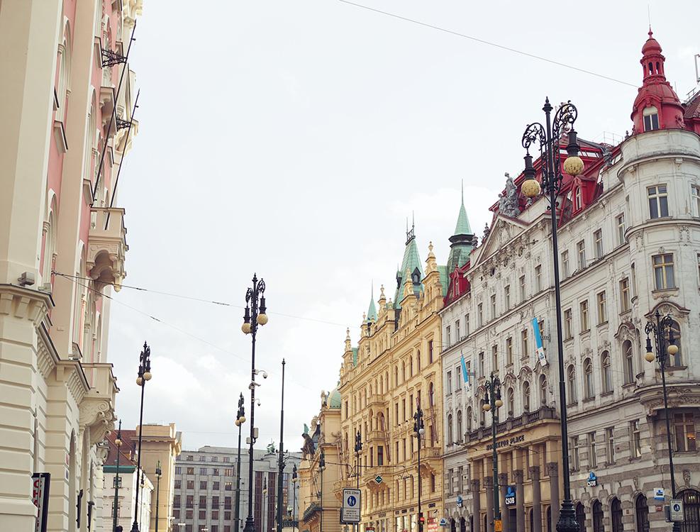 Praha pukeutuminen