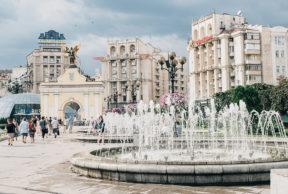 Kiova –Lobanovskin jalanjäljissä