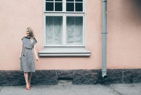 Vaatekaapin vanhin mekko