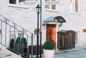 Von Stackelberg Hotel – miniloma Tallinnassa