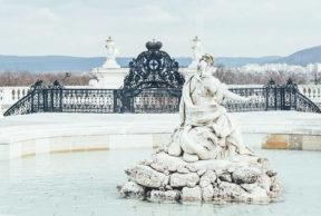 Schloss hof - barokkipalatsi Itävallassa