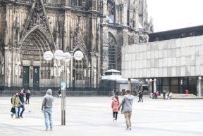Kölnin tunnelmaa