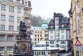 Karlovy Vary - Kaunis kylpyläkaupunki