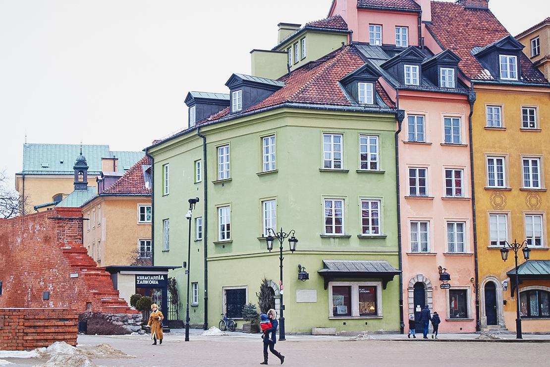 Varsova Vanhakaupunki